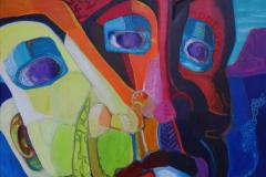 11-2011 Tre i een  (60x80) 2850,-