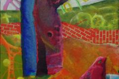35-2015 Fri som fuglen (1)     (40x40)      750 ,-