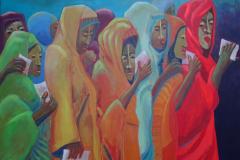 6-2010 Kvinder til valg (100x80) 3950,-